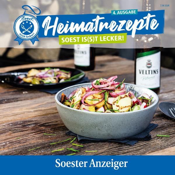 Heimatrezepte Soest 4. Auflage 2020